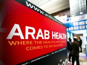 Participation in Arab Health Expo 2014
