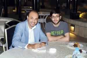 Optimiza held a Ramadan banquet for its employees