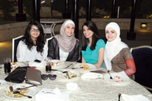 Optimiza held a Ramadan banquet for its employees