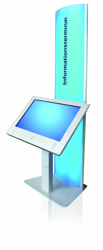 GITEX kiosks information terminals