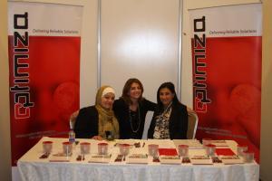 Optimiza Participates in a Job Fair