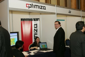 Optimiza Sponsors Cisco Expo Jordan 2008
