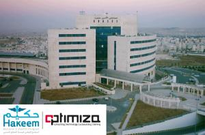 Optimiza and Hakeem Implement Healthcare System at Prince Hamza Hospital