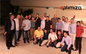 Optimiza holds Iftar for its employees