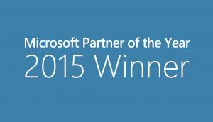 Optimiza the 2015 Microsoft Country Partner of the Year for Jordan
