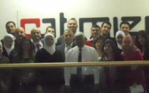 Optimiza First Jordanian Company to achieve the CMMI ® Accreditation