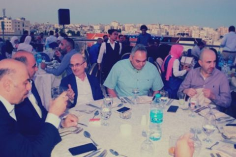 Optimiza Holds Annual Employee Iftar - 2017