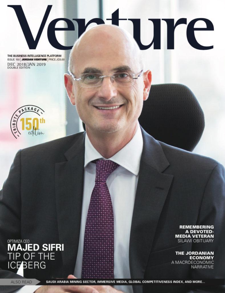 Optimiza CEO Majed Sifri