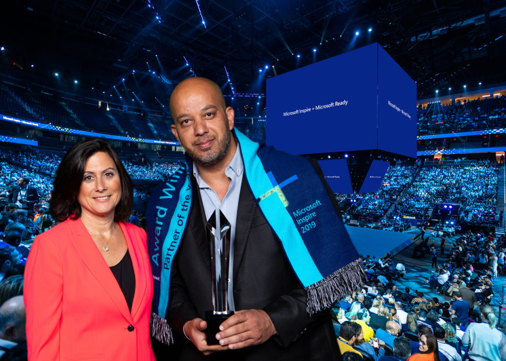 OPTIMIZA Recognized as 2019 Microsoft Country Partner of the Year for Jordan