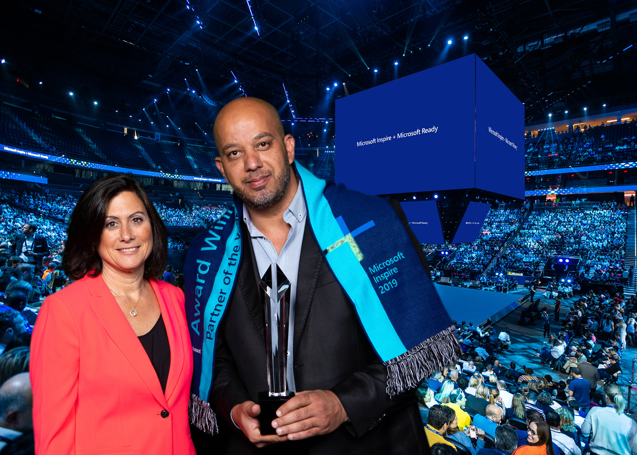 OPTIMIZA Recognized as 2019 Microsoft Country Partner of the